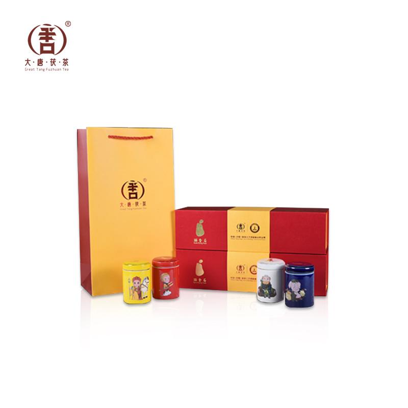 【大唐茯茶】晒金石小罐茶 100g/罐