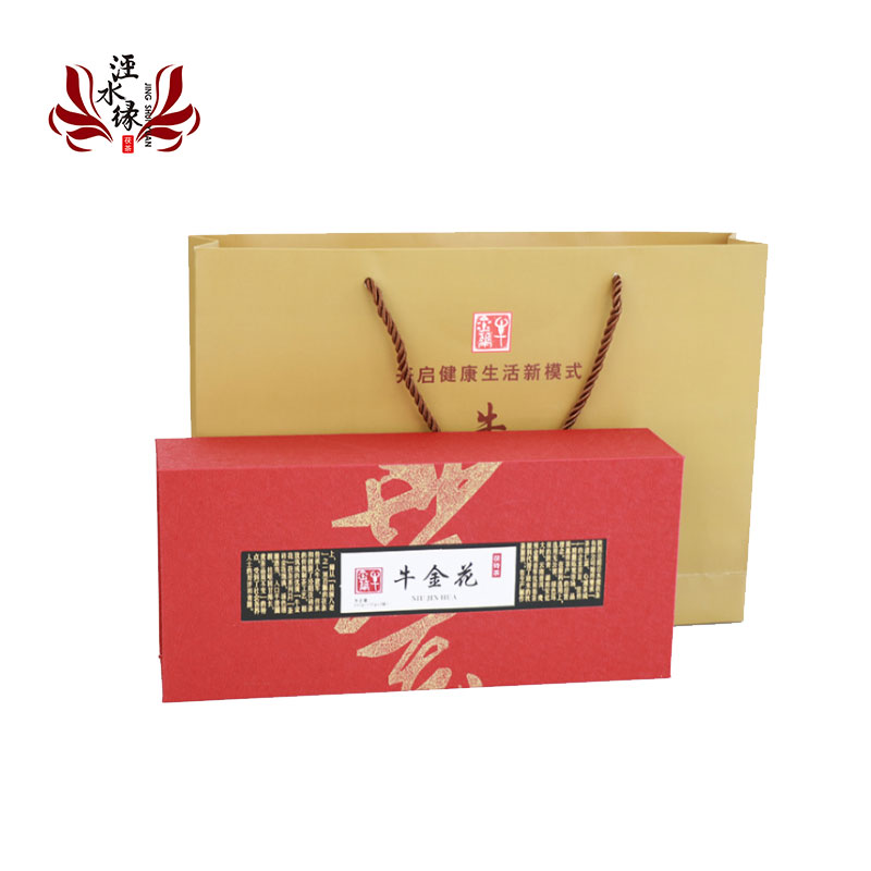 【泾水缘】茯(福)满罐礼盒260g
