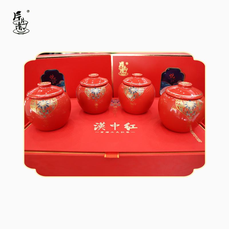 【飞将山】汉中红茶500g