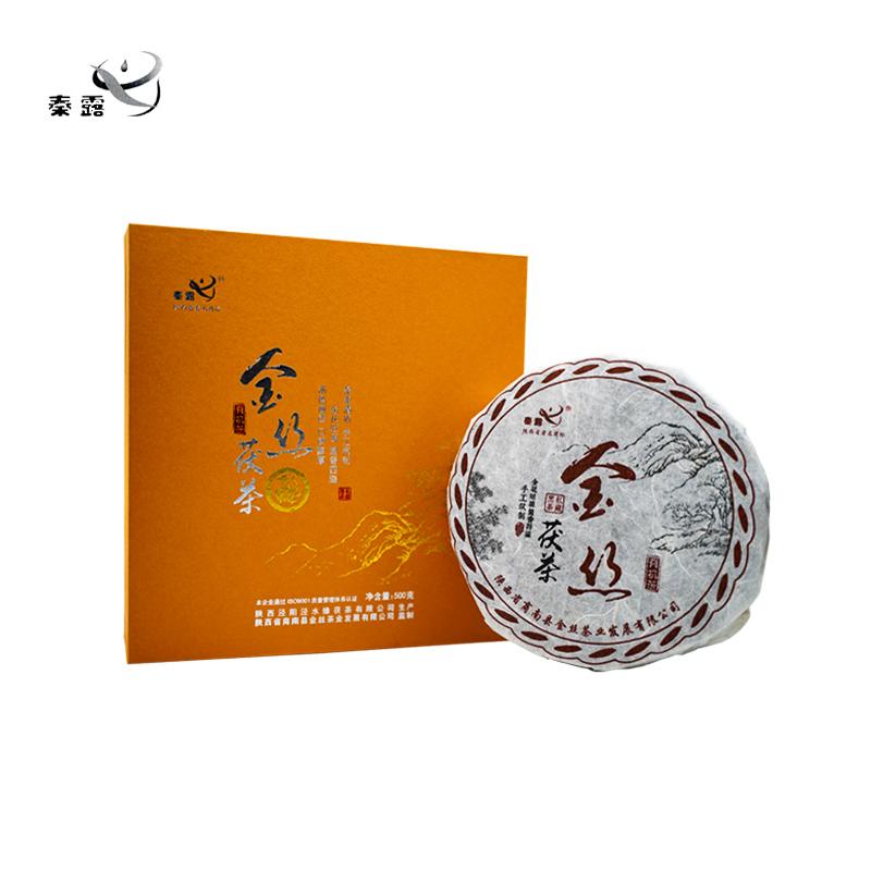 【金丝】特级 茯茶2018 500g/饼