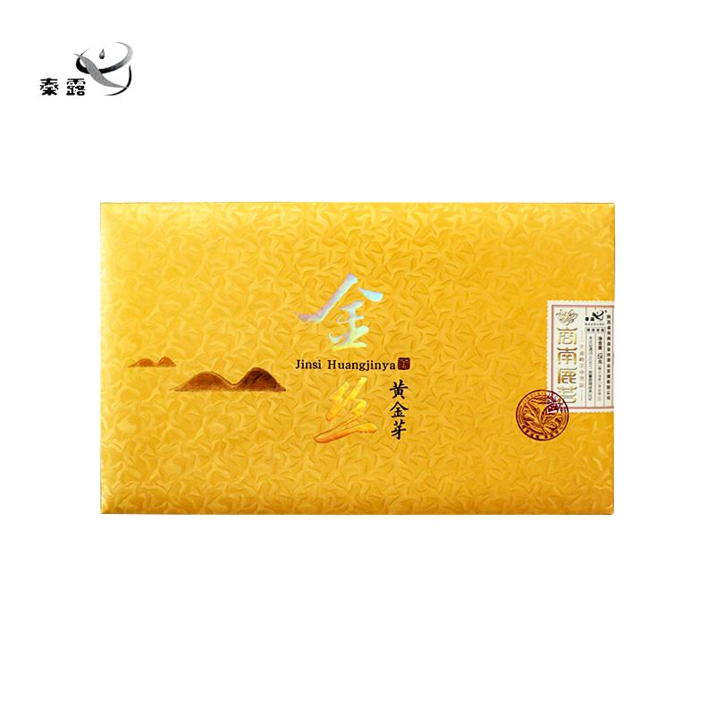 【金丝】特级 黄金芽礼盒 125g/盒
