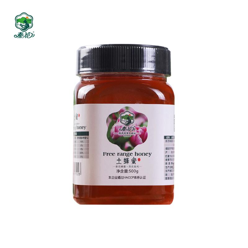 【秦花】土蜂蜜500g
