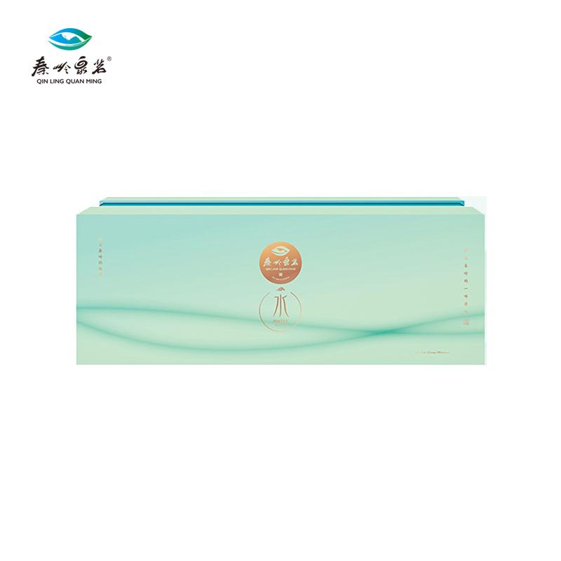 【秦岭泉茗】水  绿茶100克/盒