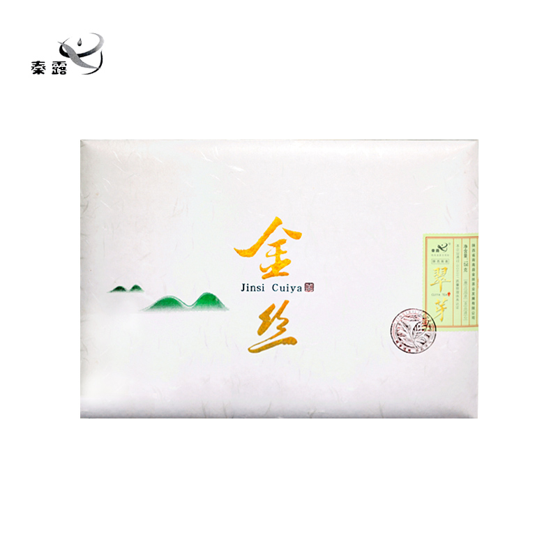 【金丝】特级 翠芽 126g/盒