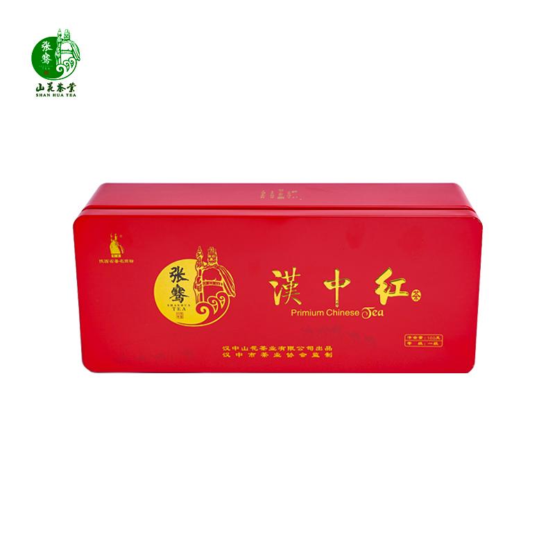 【张骞】汉中红茶 100克x2条/盒