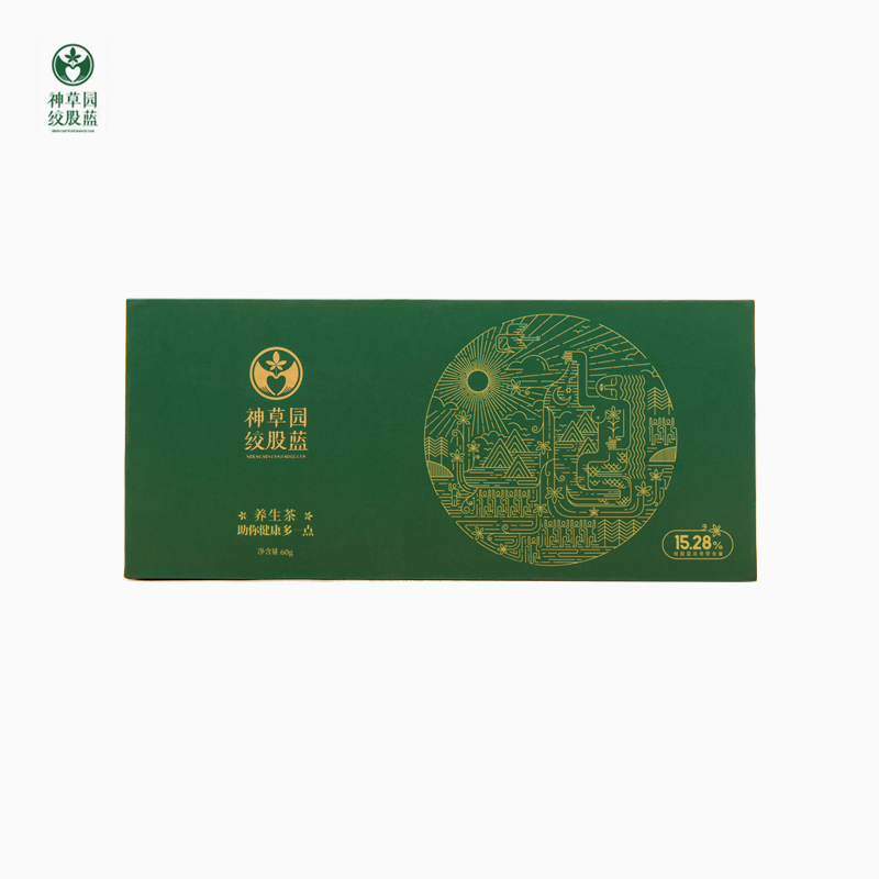 亲享健康 秦珑龙须茶 60g/30袋/盒