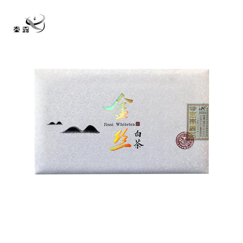 【金丝】特级 白茶礼盒 125g/盒