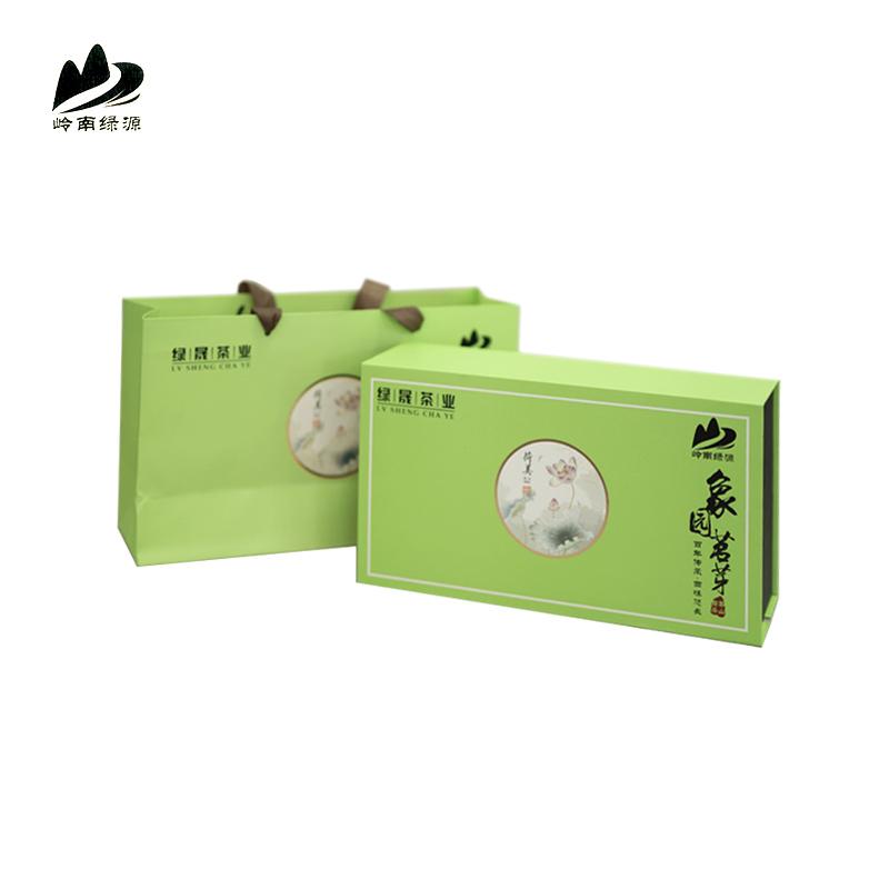 【绿晟】象园茗芽200g礼盒