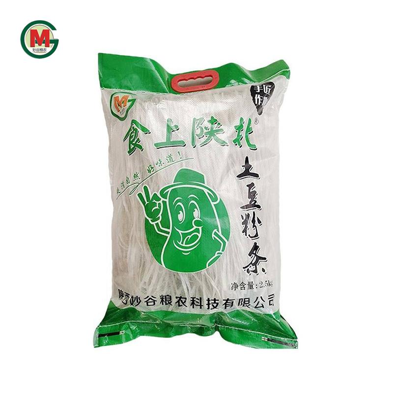 纯手工陕北特色地道土豆粉