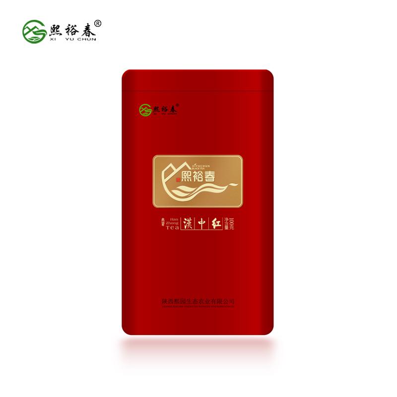 【熙裕春】汉中红茶100g