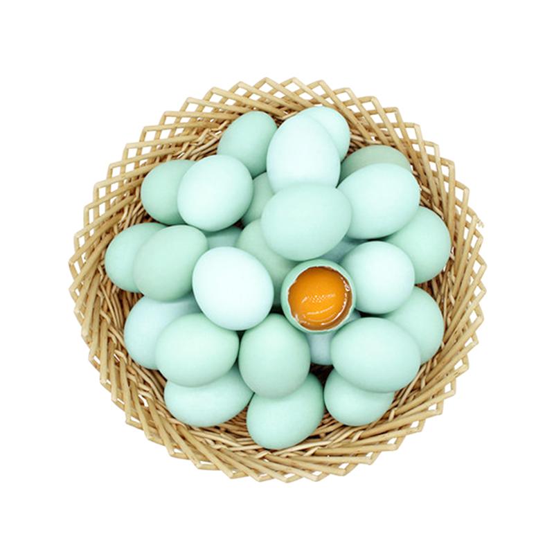 金蛋农业  五谷金蛋(土鸡蛋)30枚 | 盒