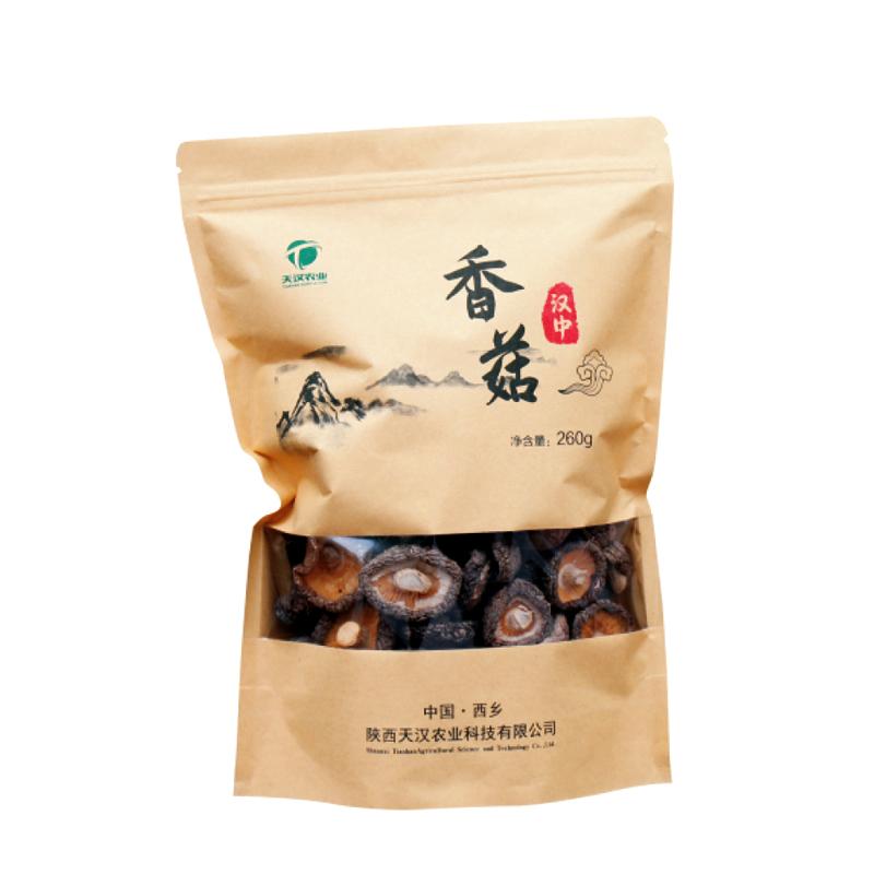 汉中干香菇260g
