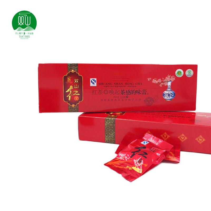 【双山】红茶100g