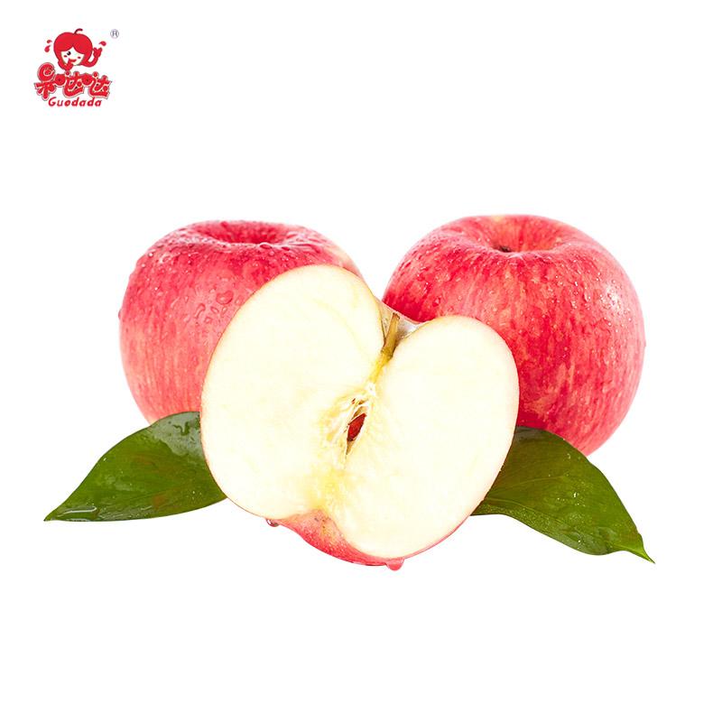 果哒哒12枚75-80mm苹果简装
