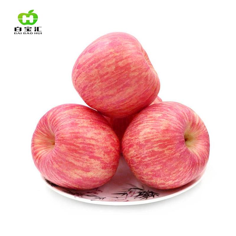 白水富士苹果5斤70-75果