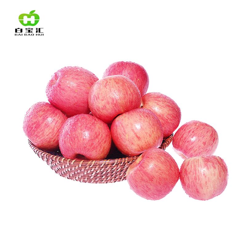 白水富士苹果24枚80果