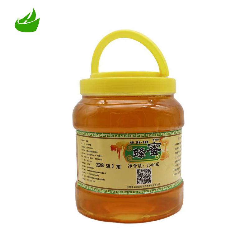 乔灌草蜂蜜2500g