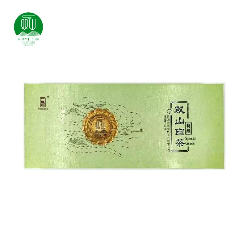 【双山】白茶100g/盒