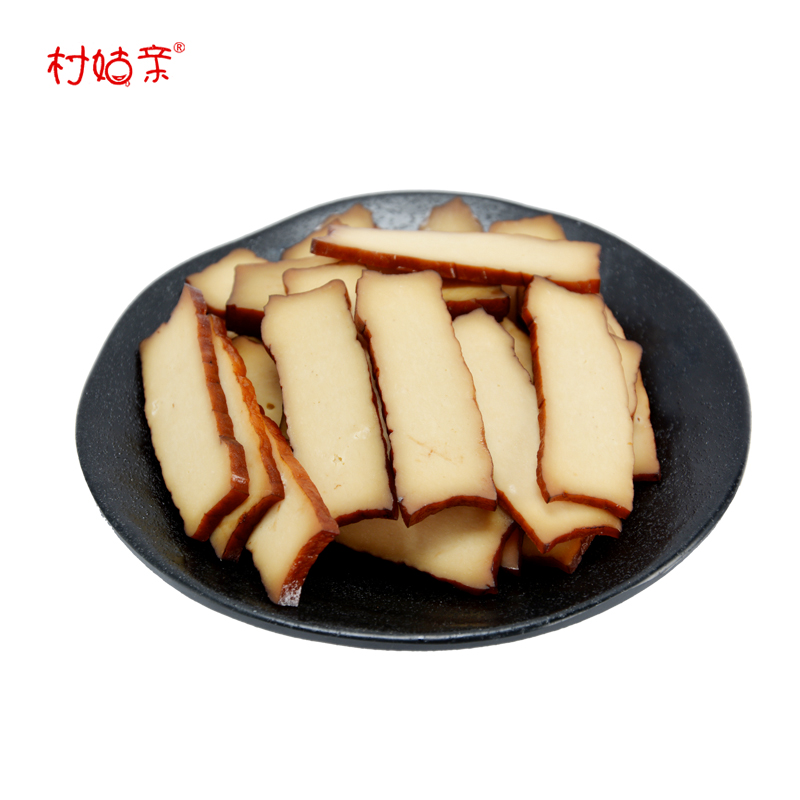 腊豆干(热炒)