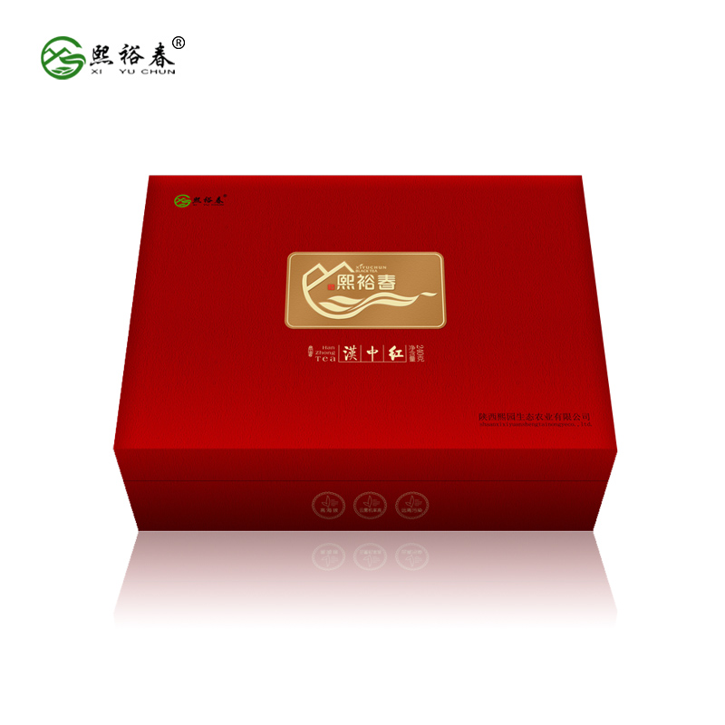 【熙裕春】汉中红茶192g