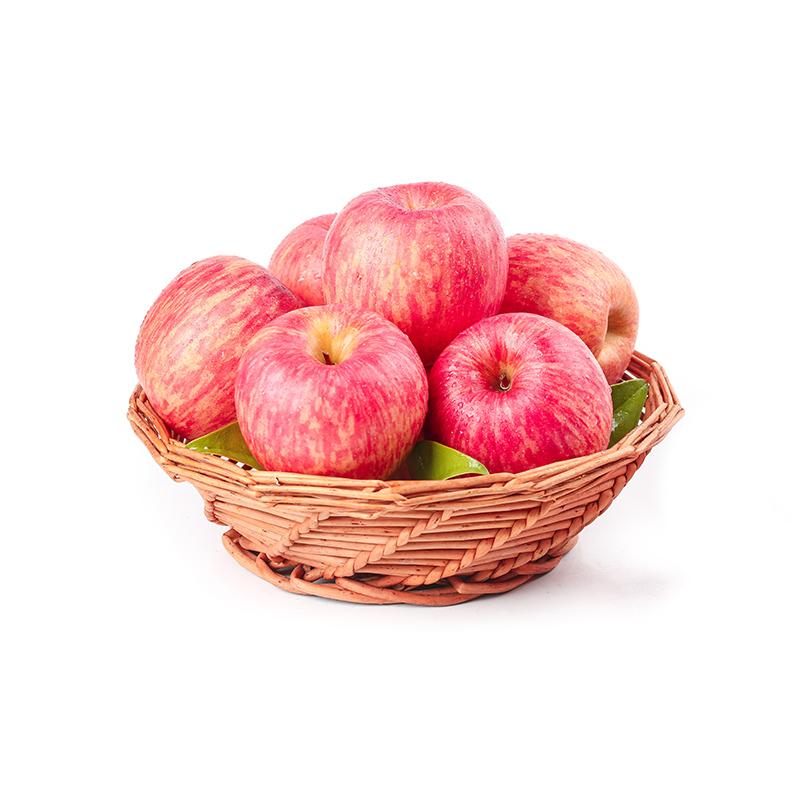 【宜川】红富士苹果12枚礼盒装