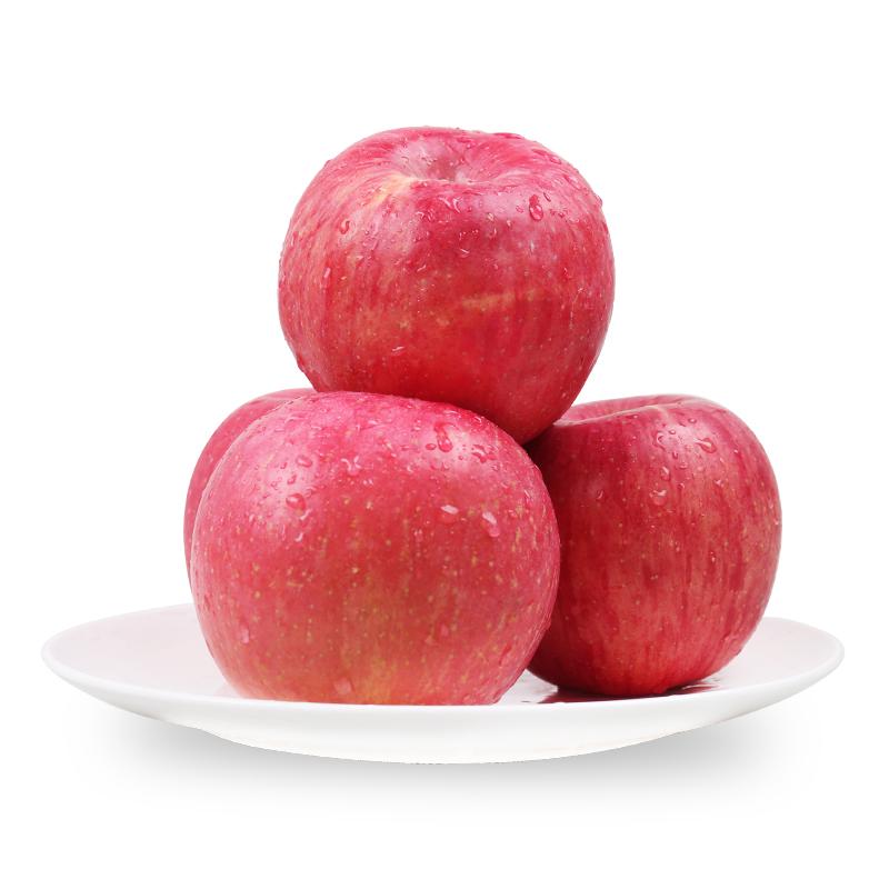 【宜君】红富士苹果12枚礼盒装