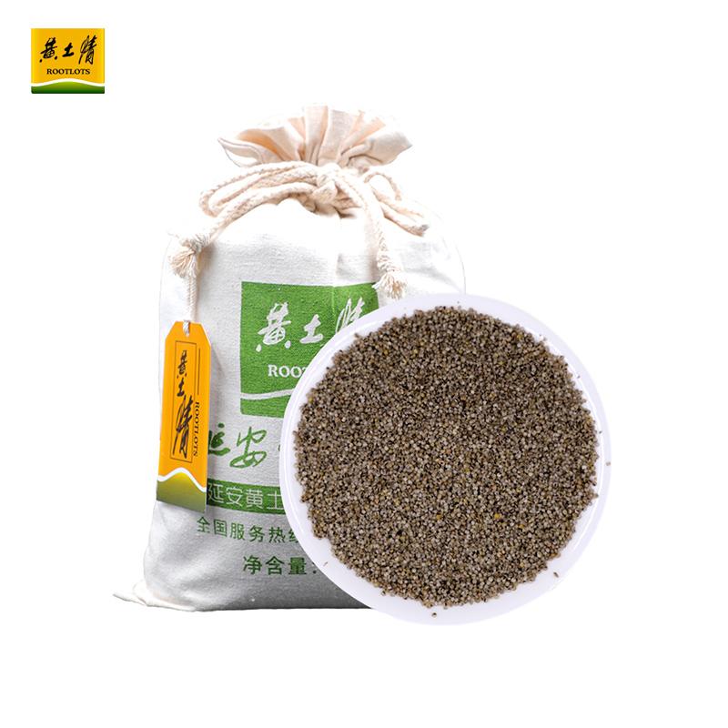 【黄土情】6斤粗布装黑小米