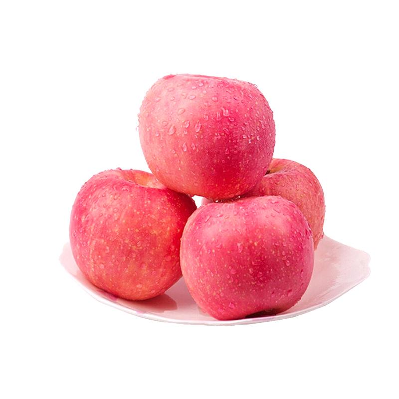 延安山地苹果有机不套袋24枚装