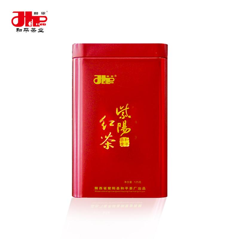 【和平】紫阳红茶一级125g罐装